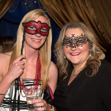 Masquerade Ball - Square